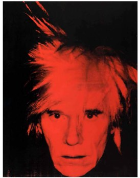 Andy Warhol: Exhibtion Catalogue