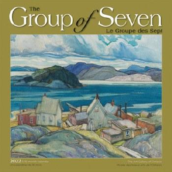 Group of Seven: 2022 Medium Wall Calendar