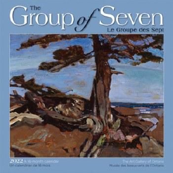 Group of Seven: 2022 Mini Wall Calendar