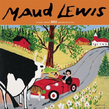 Maud Lewis: 2022 Wall Calendar