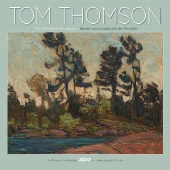 Tom Thomson: 2022 Wall Calendar
