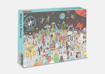 ? Where's Bowie ? Puzzle