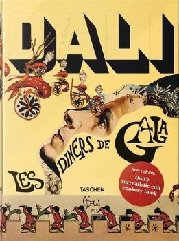 Taschen - Dali: Les Diners de Gala