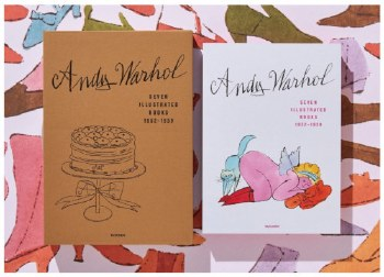 Andy Warhol. Seven Illustrated Books