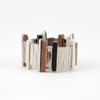 Anne-Marie Chagnon: Vince Ceramic Bracelet