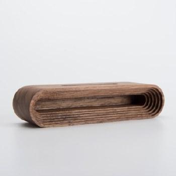 Nexten Wood Amplifier Speaker - Walnut