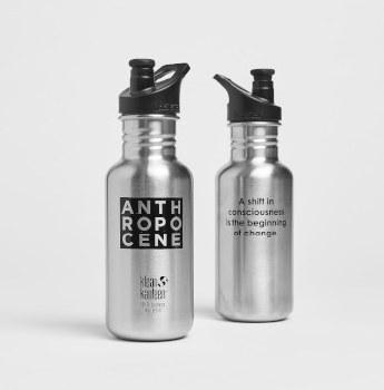 Anthropocene Travel Bottle 18 oz