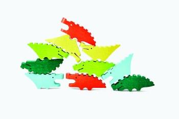 Croc Pile Mini - Multi