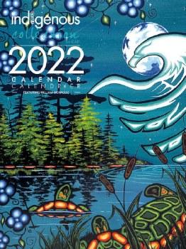 William Monague: 2022 Wall Calendar