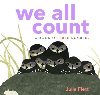 We All Count: Book of Cree Numbers