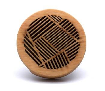 "Bamboo Car Diffuser - ""Nest"""