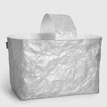 Tyvek® Carrier Bag - Large - Silver