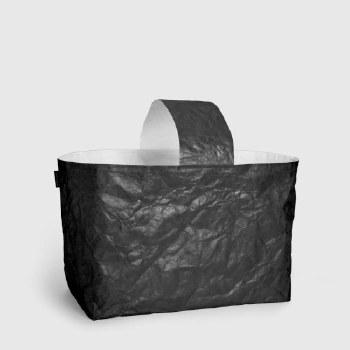 Tyvek® Carrier Bag - Mini - Charcoal