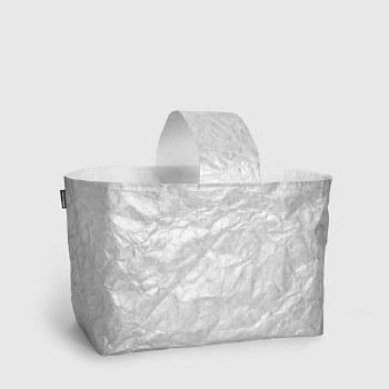 Tyvek® Carrier Bag - Mini - Silver