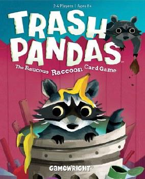 The Raucous Raccoons: Trash Pandas Card Game