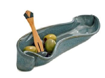 Hilborn Medley Olive Dish