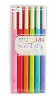 ooly: Modern Writers Gel Pens