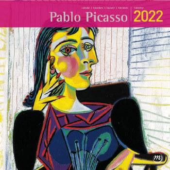 Pablo Picasso: 2022 Wall Calendar