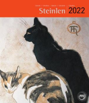 Théophile Steinlen: 2022 Mini Wall Calendar