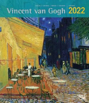Vincent Van Gogh: 2022 Mini Wall Calendar