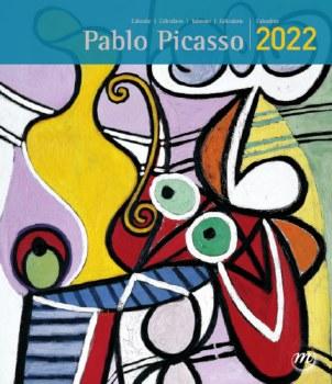 Pablo Picasso: 2022 Mini Wall Calendar