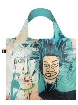 Loqui Tote - Jean Michel Basquiat  - Andy Warhol