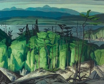 A.J. Casson: Jack Pine and Poplar