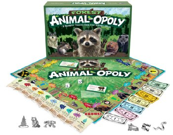 Forest  Animalopoly