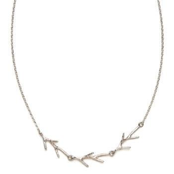 Laura Serrafero: Branch Necklace