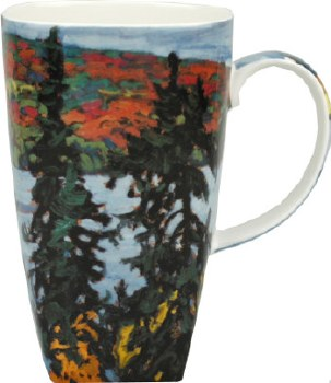 Lawren S. Harris: Montreal River Grande Mug