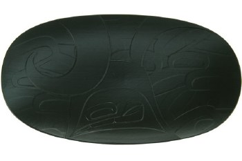 Corrine Hunt: Namwayut Recycled Glass Platter