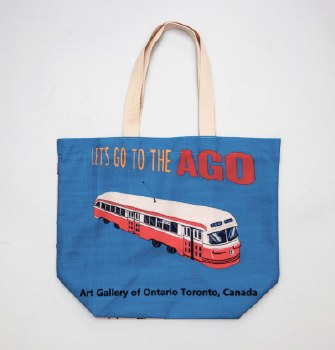 Persnickety Let's Go AGO Tote