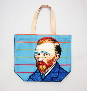 Persnickety Van Gogh Tote