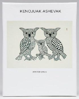Kenojuak Ashevak: Winter Owls - Notecard Box