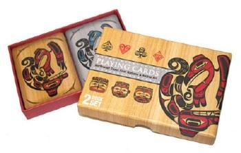 Northwest Coast Playing Card Set