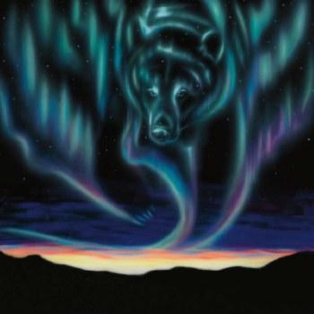 Amy Keller-Rempp: Sky Dance - Bear Matted Print