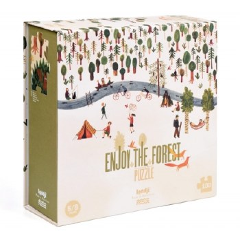 Londji: Enjoy The Forest Puzzle