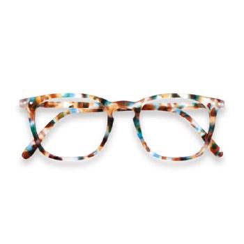 IZIPIZI: Screen Glasses #E - Blue Tortoise +2