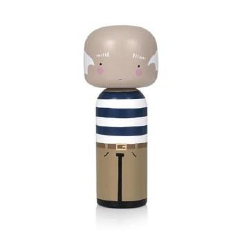 Artist Wooden Dolls - Pablo