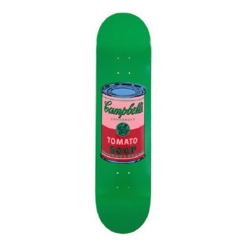 Andy Warhol x The Skateroom: Campbell's Soup Blood