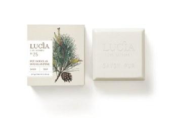 Lucia Les Saisons Douglas Pine Soap