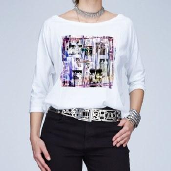 "Suzi Roher ""Time to Dance"" T Shirt - Medium"