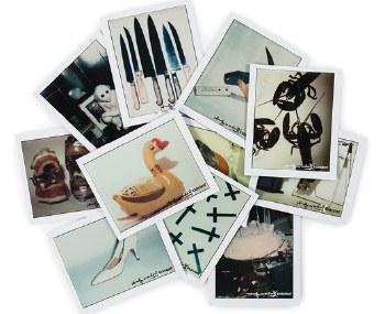 Andy Warhol: Polaroid Series 2