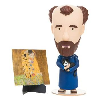 Today Is Art Day Figure - Gustav Klimt