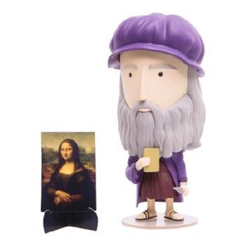 Today Is Art Day Figure - Leonardo Da Vinci