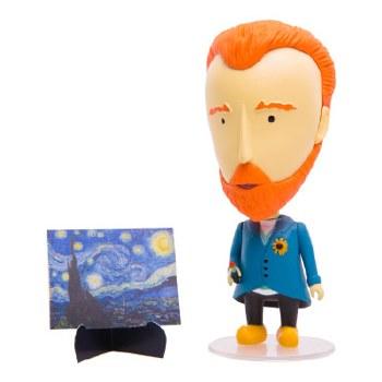 Today Is Art Day Figure - Vincent Van Gogh