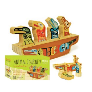 Animal Journey Learning System