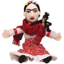 Little Thinker - Frida Kahlo