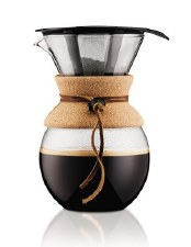 Bodum: Pour Over Coffee Maker with Permanent Filter