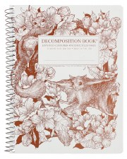 Michael Roger: Squirrels Large Notebook
